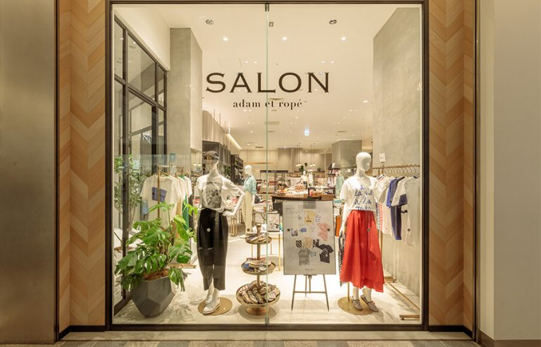 SALON adam et rope NAGOYA TAKASHIMAYA GATE TOWER MALL